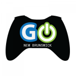 Game On New Brunswick on a controller