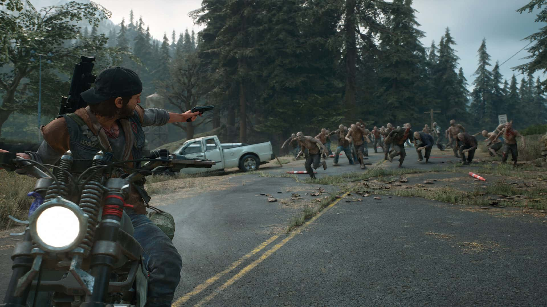 Days Gone, Zombie Horde